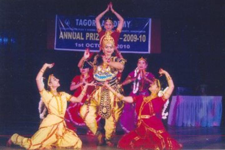 Tagore Academy-Dance Performace