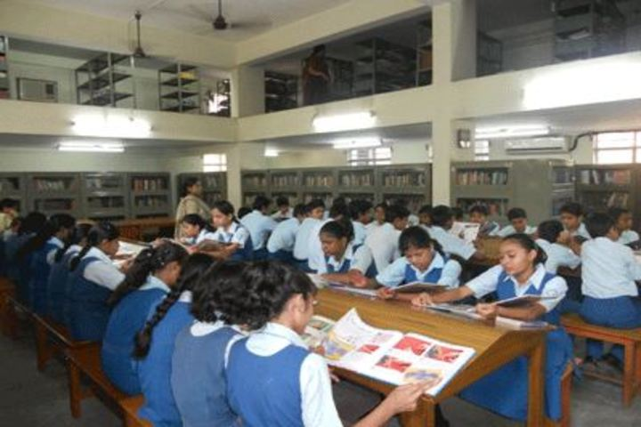 Tagore Academy-Library