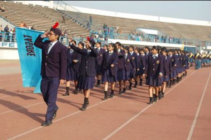 Tagore Academy-March Past