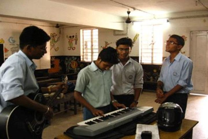Tagore Academy-Music Room
