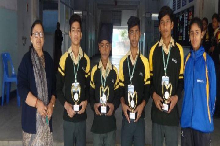 Kerala Public School-Winners