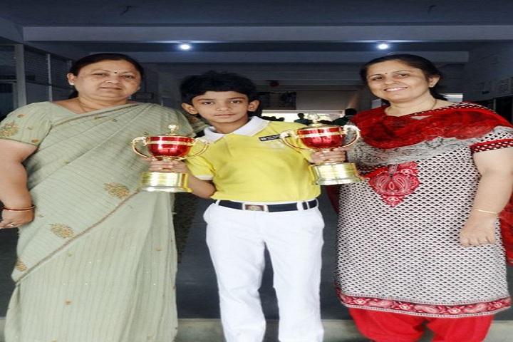 Kerala Public School-Awards