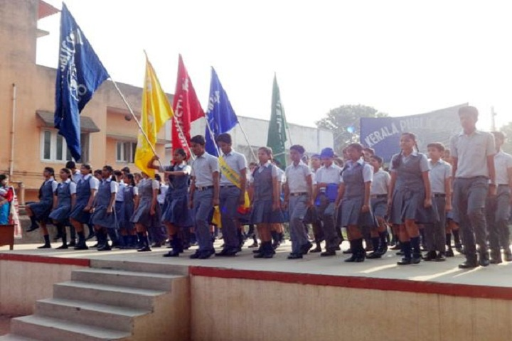 Kerala Public School-Investiture Ceremony