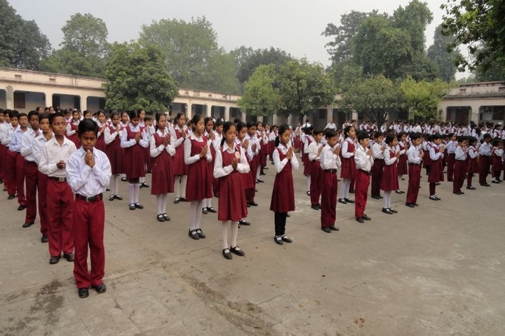 Sister Nivedita English High School-Assembly