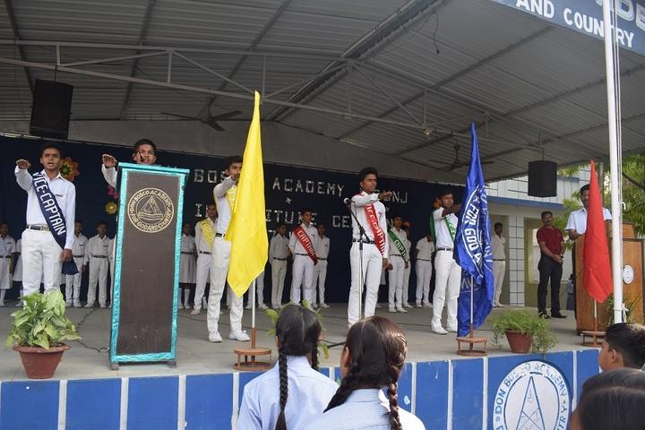 Don Bosco Academy-Investiture Ceremony