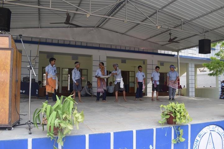 Don Bosco Academy-Labour Day