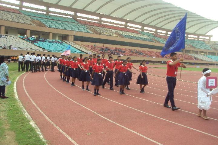 Don Bosco Academy-Zonal Sports Meet