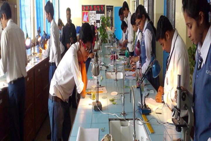 Kerala Public School-Science Lab