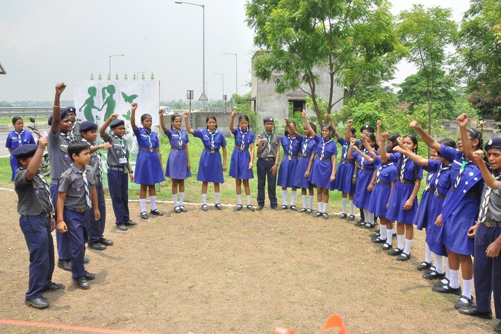 Kerala Public School-Scouts And Guides