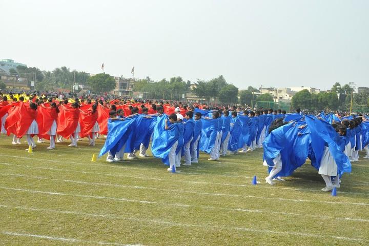 Kerala Public School-Sports Day