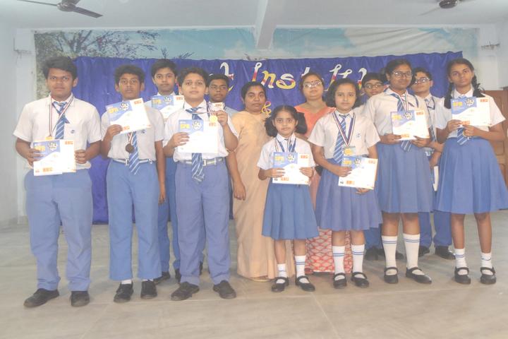 Carmel School-Prize Nite