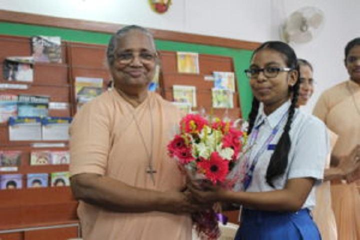 Carmel School-Prize Distribution
