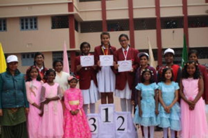 Carmel School-Sports Winners