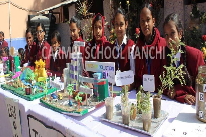 Carmel School-Exhibition