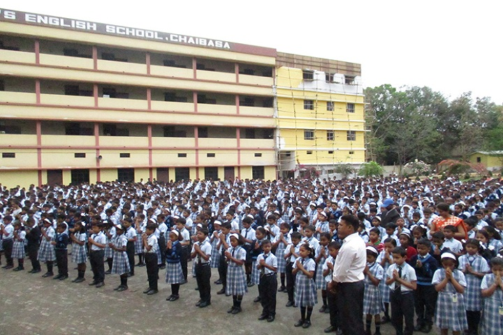 St XavierS English School-Assembly