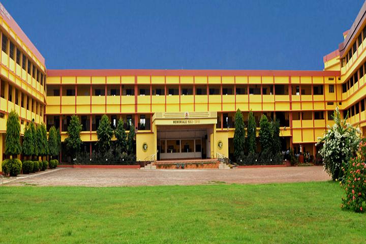 St XavierS English School-Campus View
