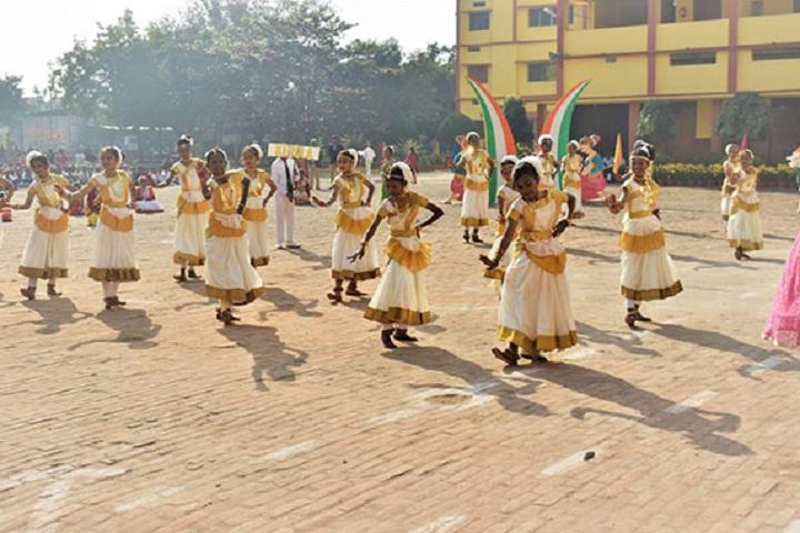 St XavierS English School-Dance