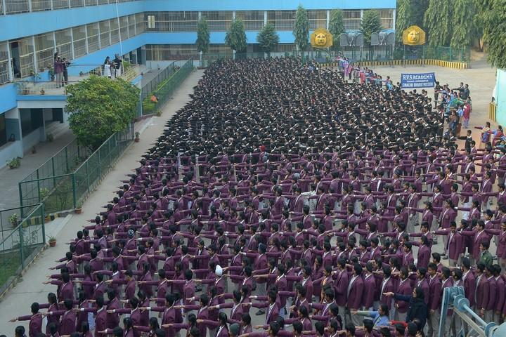 R V S Academy-Assembly