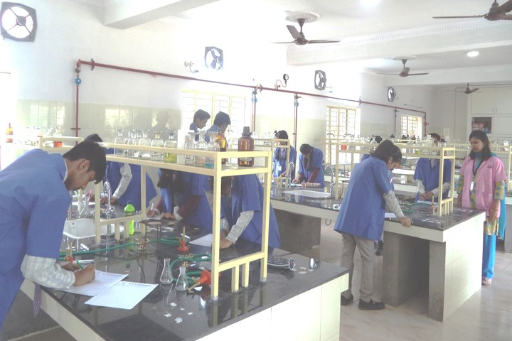 R V S Academy-Chemistry Lab