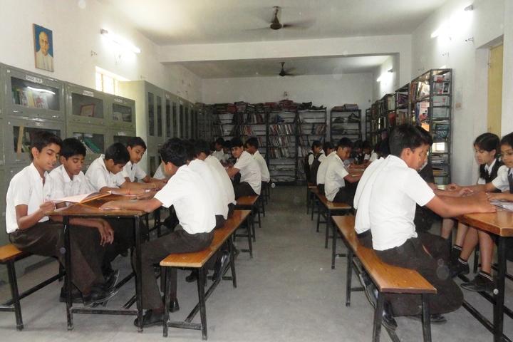 R V S Academy-Library