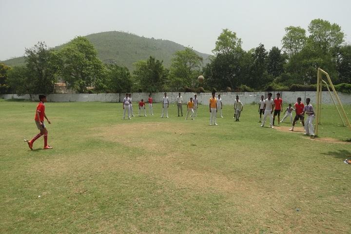 R V S Academy-Play Ground
