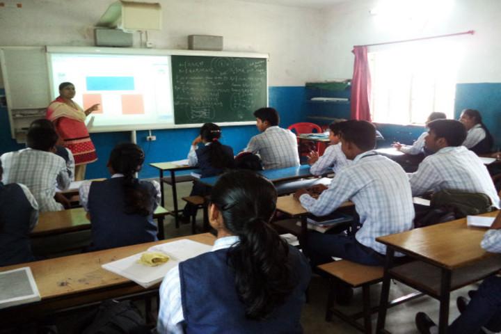 R V S Academy-Smart Classroom