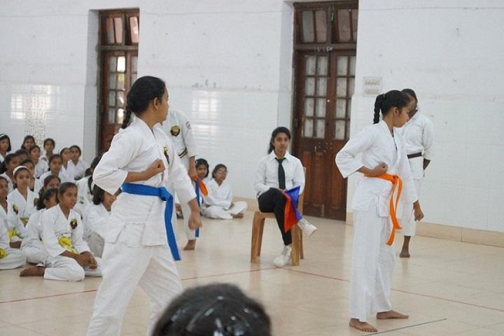 Carmel School-Karate