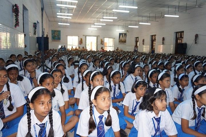 Carmel School-Students Meeting