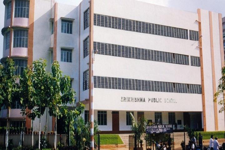 Srikrishna Public School-Building