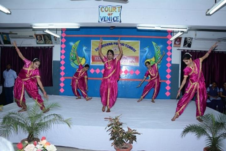 Srikrishna Public School-Events