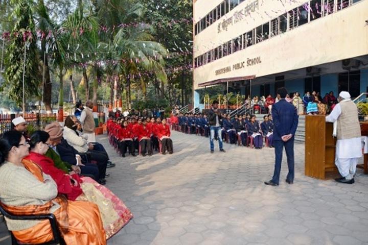 Srikrishna Public School-Republic Day