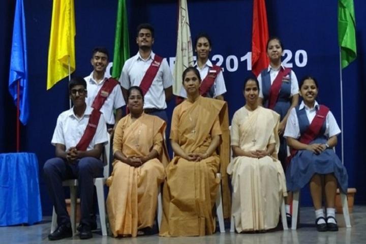 Carmel Junior College-School Cabinet