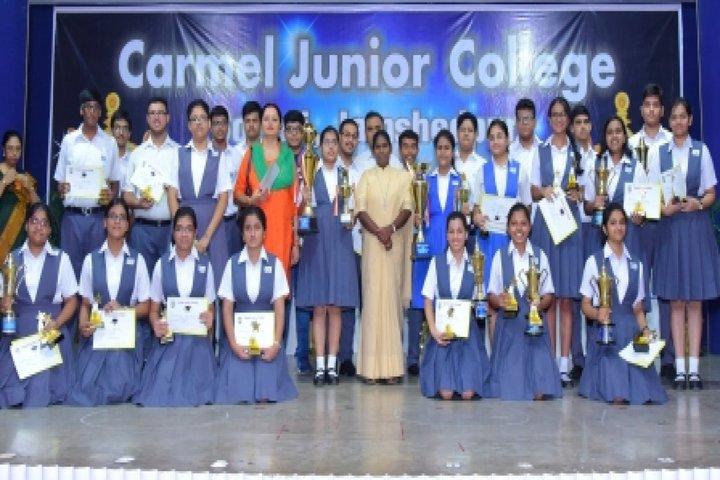 Carmel Junior College-Annual Prize Nite