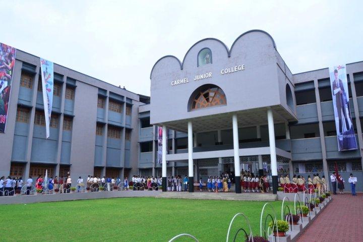 Carmel Junior College-Building