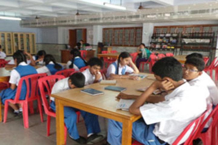 Carmel Junior College-Library
