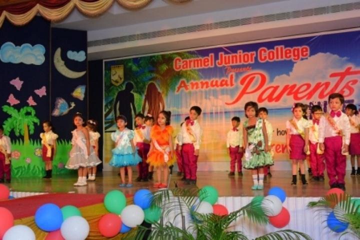 Carmel Junior College-Parents Nite