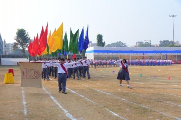 Carmel Junior College-Sports Day