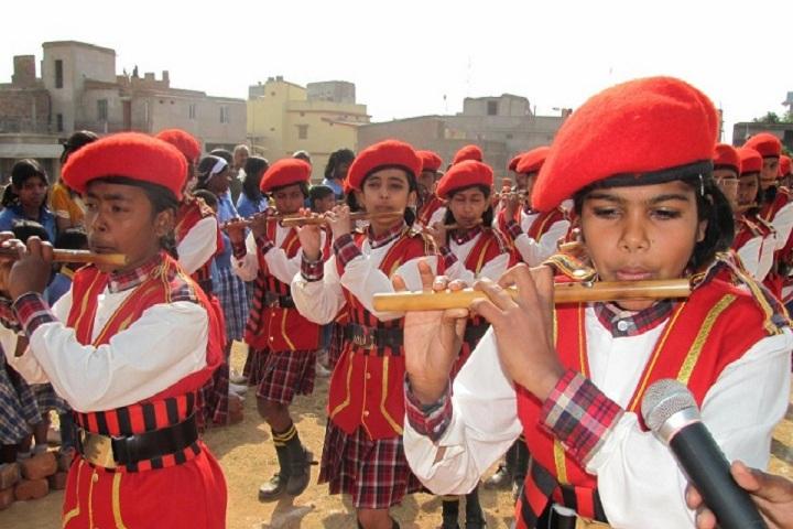 Bishop Hartmann Academy-School Band