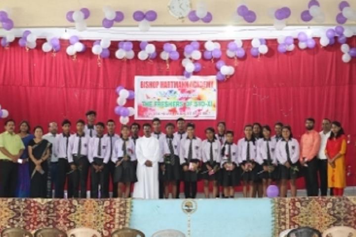 Bishop Hartmann Academy-Events