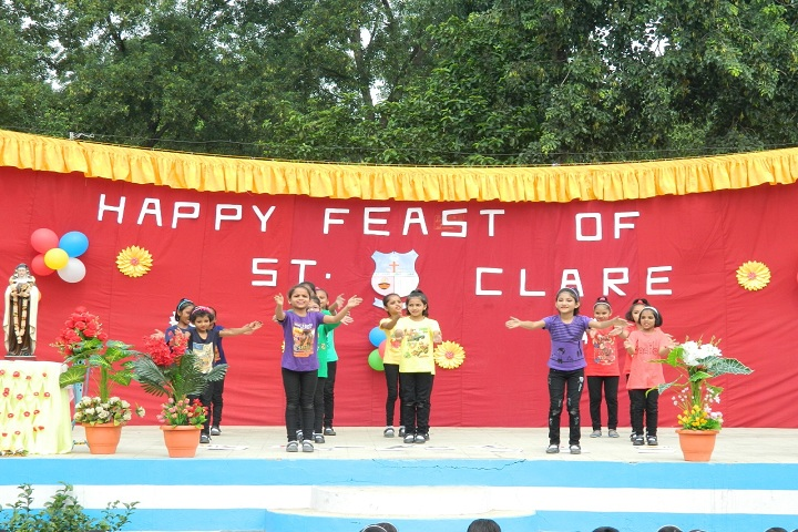 St Clares School-Annual Day