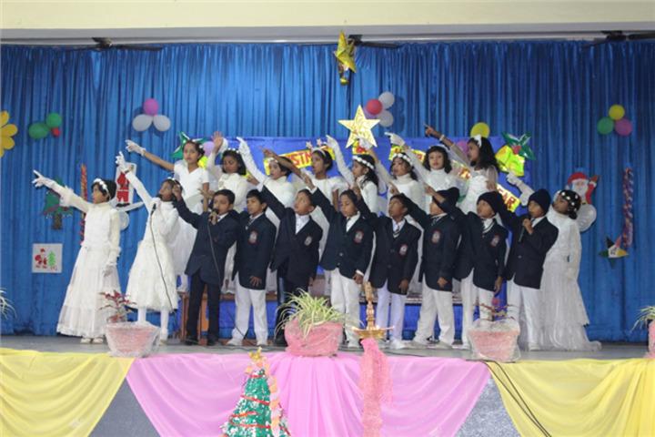 St Francis School-Christmas Celebrations
