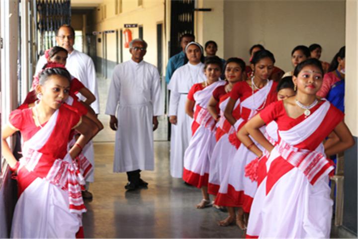 St Francis School-Cultural Fest