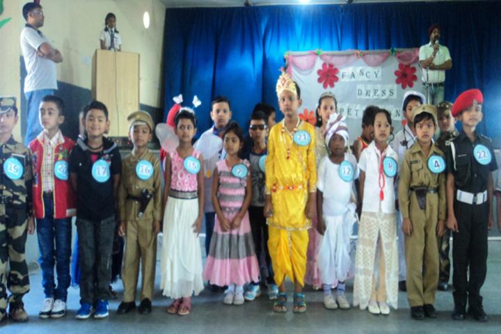 St Francis School-Fancy Dress Competition