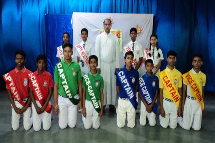 St Francis School-Investiture Ceremony
