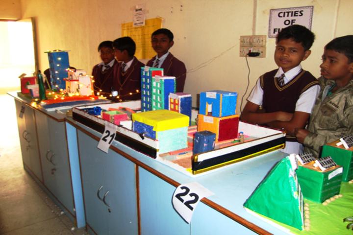 St Francis School-Maths Exhibition