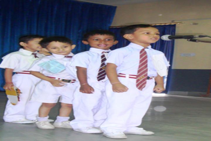 St Francis School-Recitation