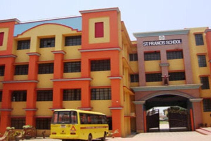 St Francis School-School Building