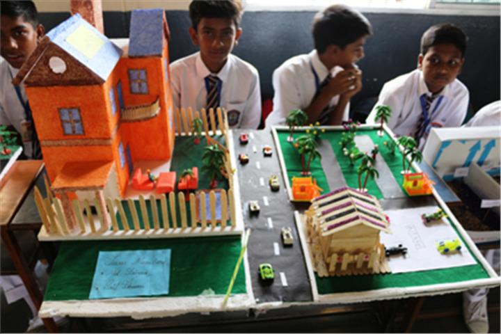 St Francis School-Science Exhibition