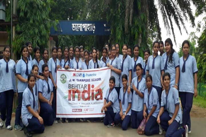 J H Tarapore School-Activity