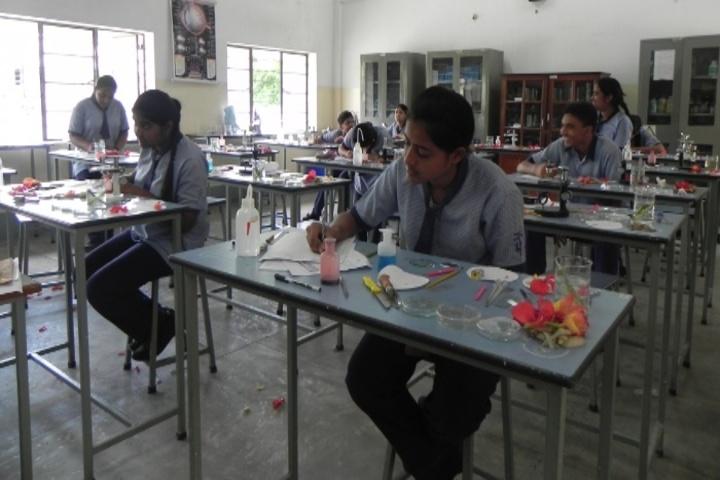 J H Tarapore School-Biology Lab